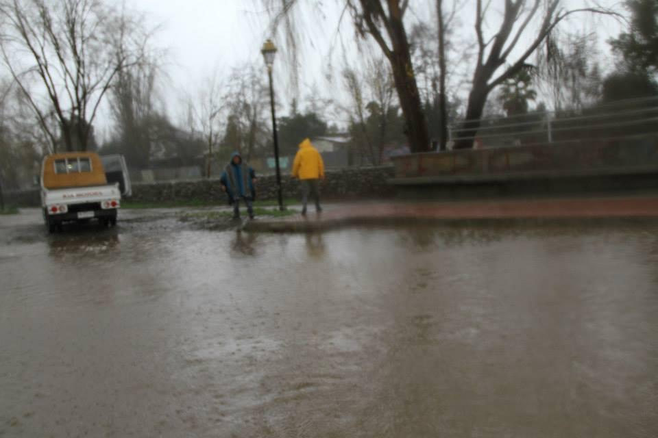 mostazal inundaciones