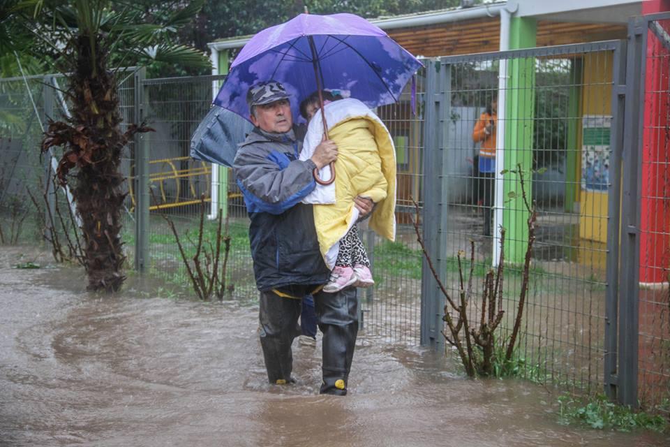 san fernando inundaciones