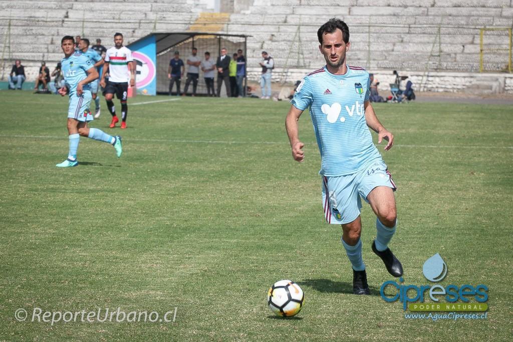 Palestino 3-2 O'Higgins 2018 (73 de 75), calandria